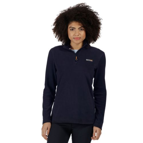 Regatta SWEETHART HALF ZIP LIGHTWEIGHT FLEECE - Navy